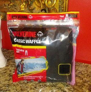 Wolverine Classic Waffle Pants